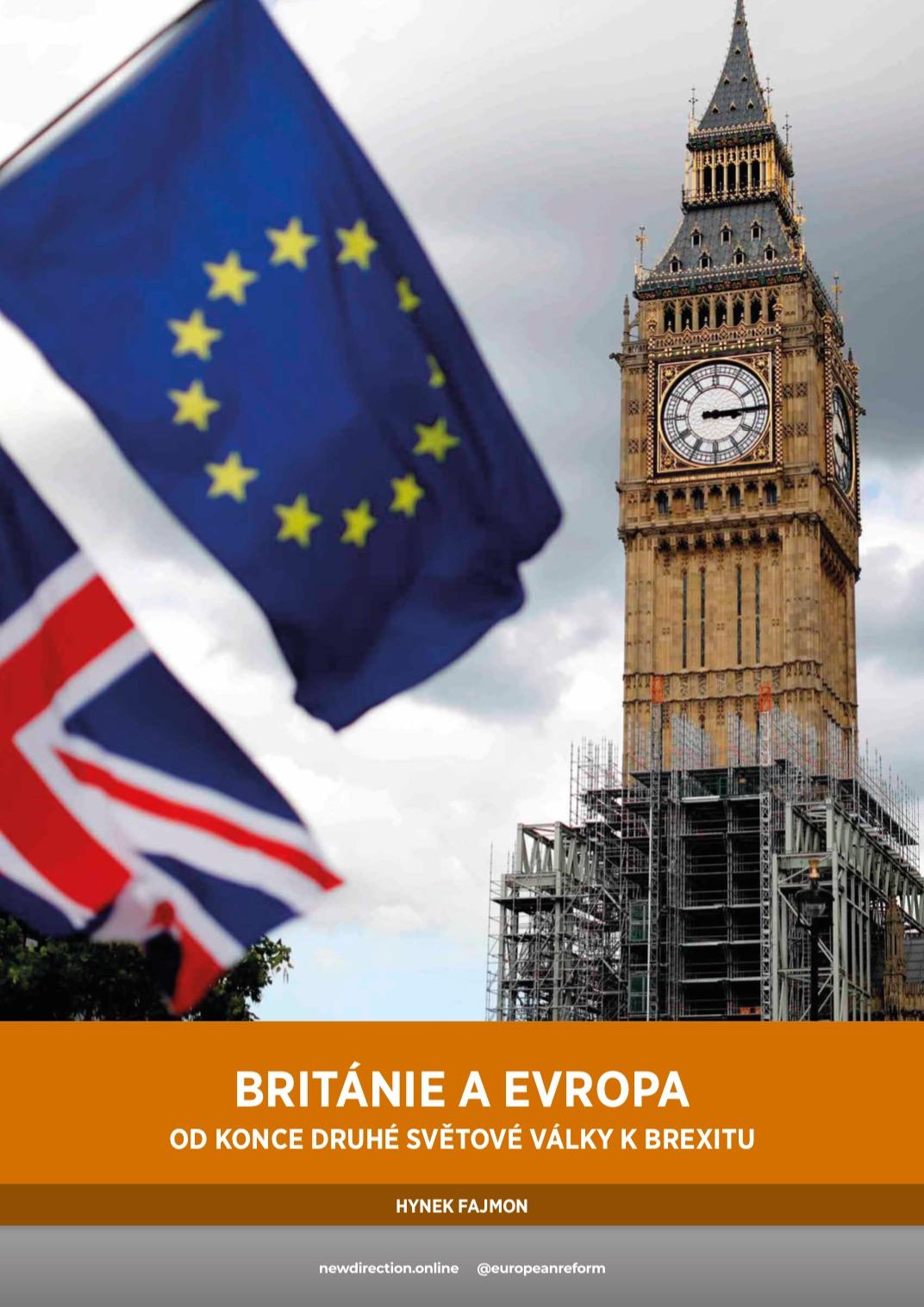 BRITÁNIE A EVROPA - OD KONCE DRUHÉ SVĚTOVÉ VÁLKY K BREXITU
