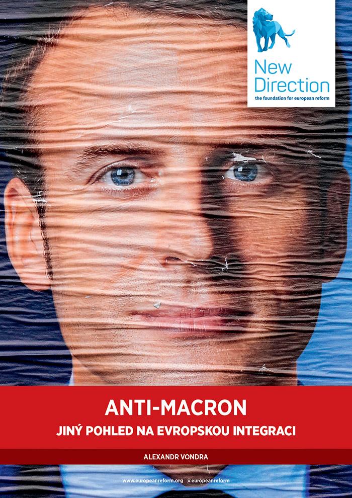 Anti-Macron - Jiný pohled na evropskou integraci