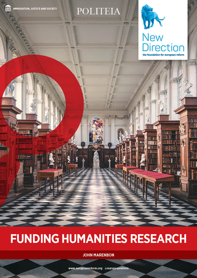 Funding Humanities Research