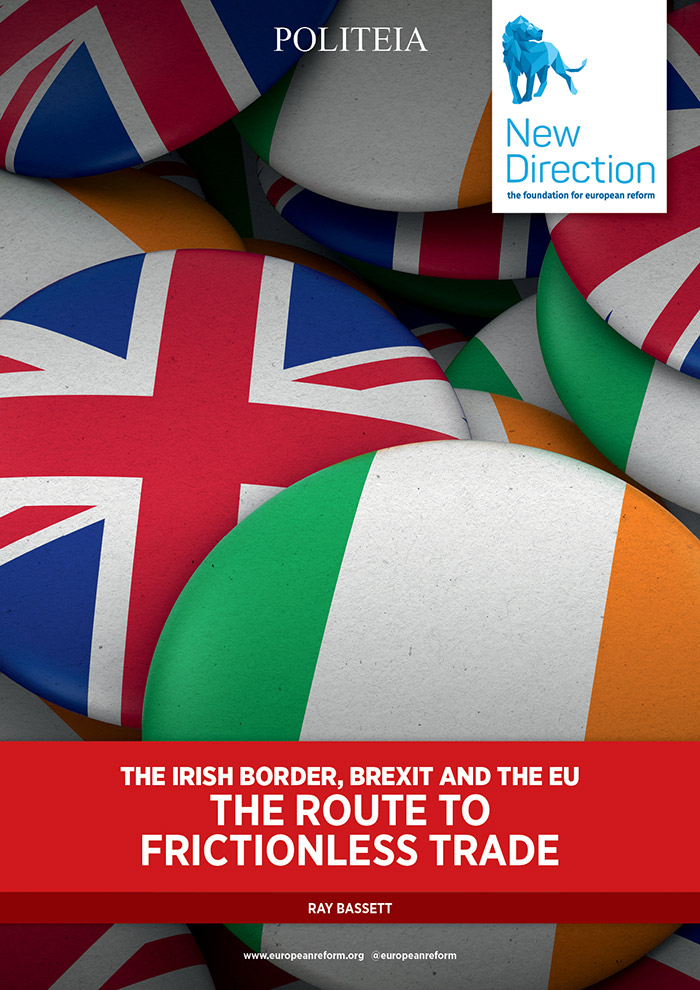 The Irish Border, Brexit and the EU - The Route to Frictionless Trade
