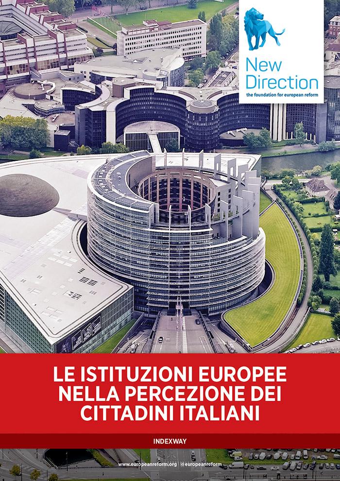 Le istituzioni Europee nella percezione dei cittadini Italiani