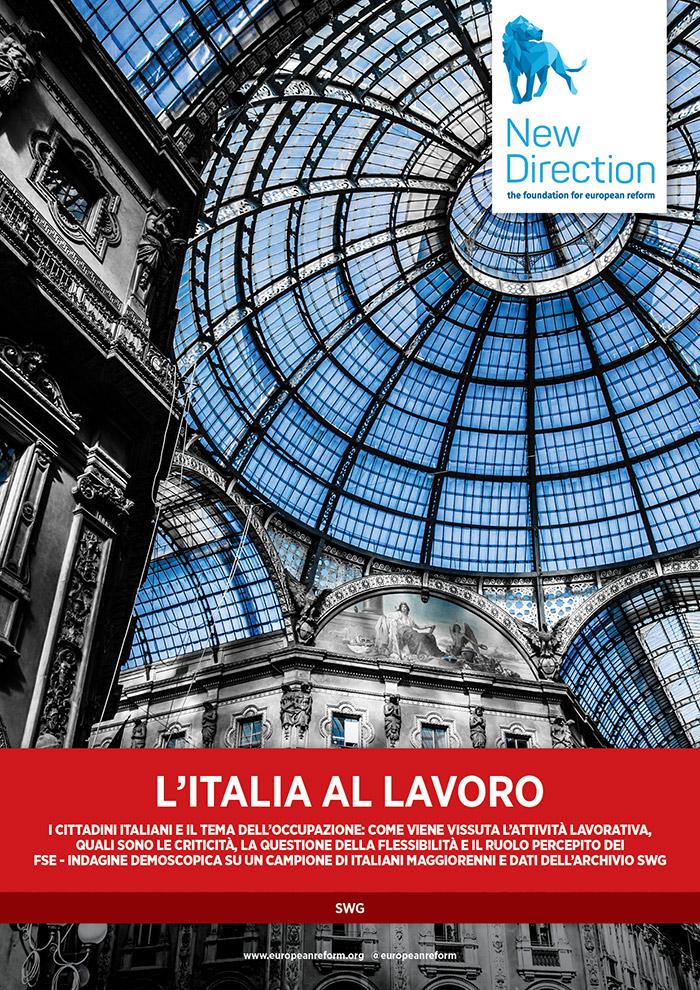 l'Italia al lavoro