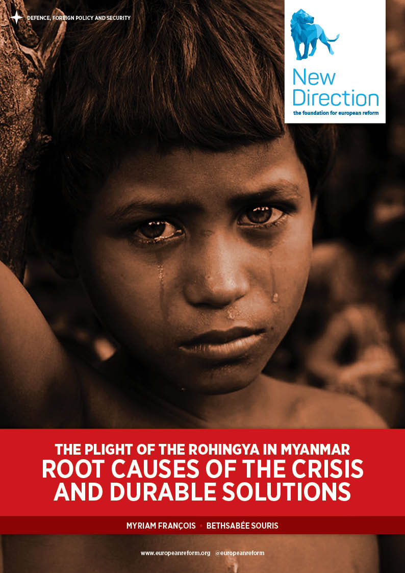The plight of the Rohingya in Myanmar - Root causes of the crisis and durable solutions