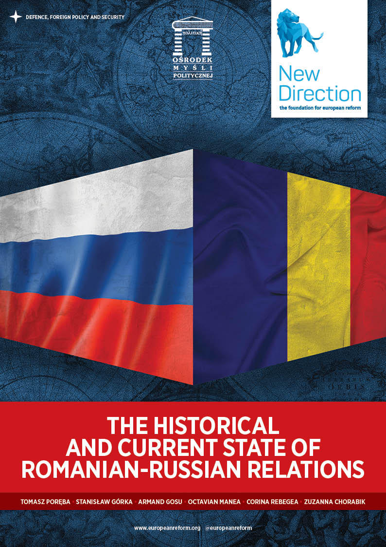 The historical and current state of Romanian-Russian relations