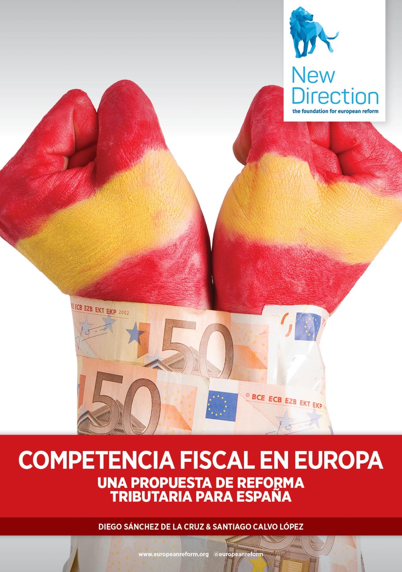 Competencia fiscal en Europa  - Una propuesta de reforma tributaria para España