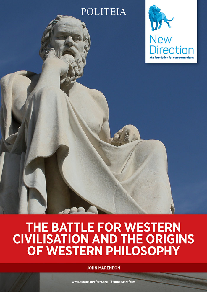 The Battle for Western Civilisation and the Origins of Western Philosophy