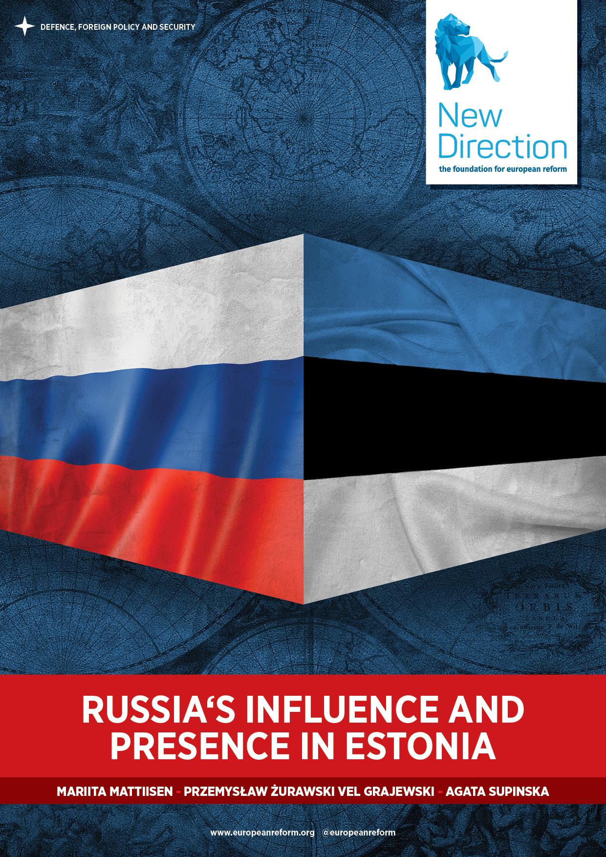 Russia's influence and presence in Estonia