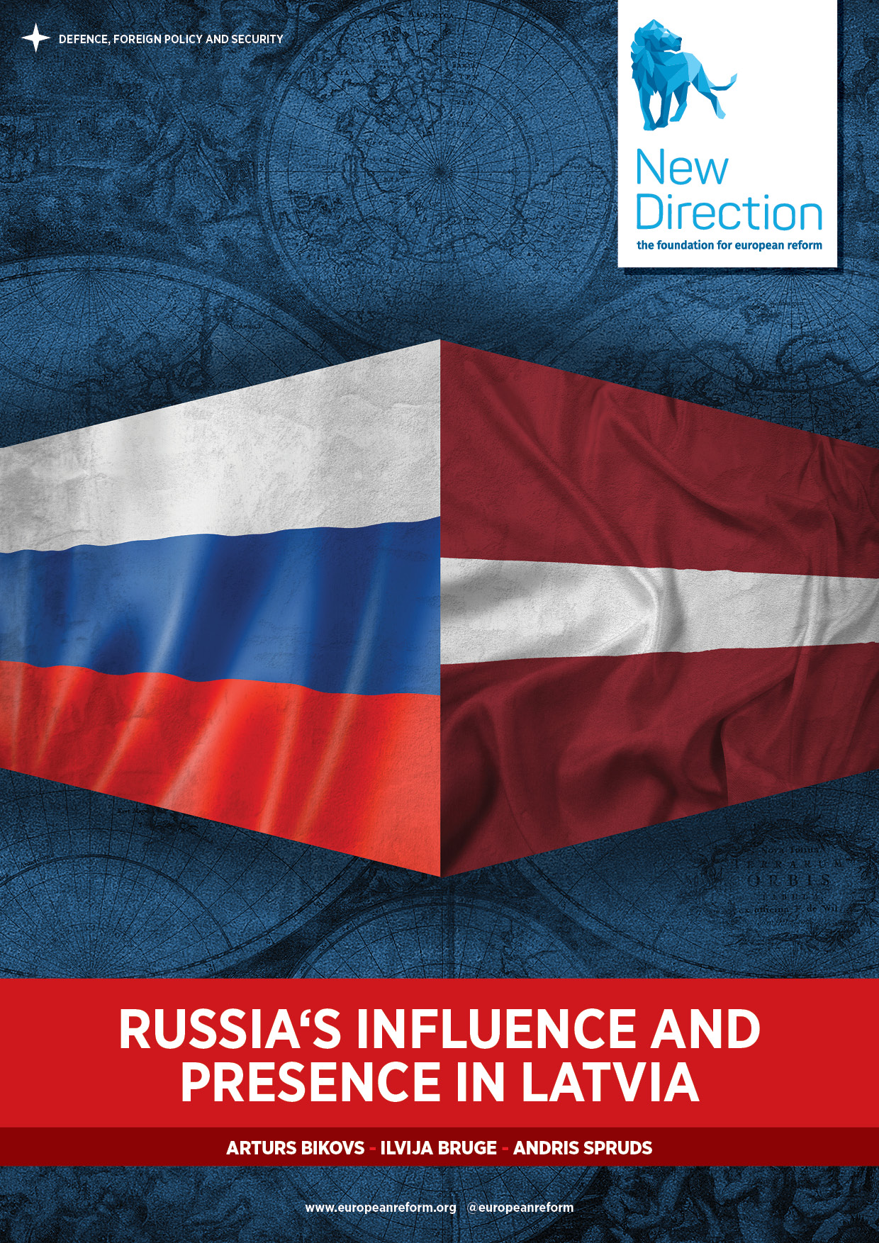 Russia's influence and presence in Latvia
