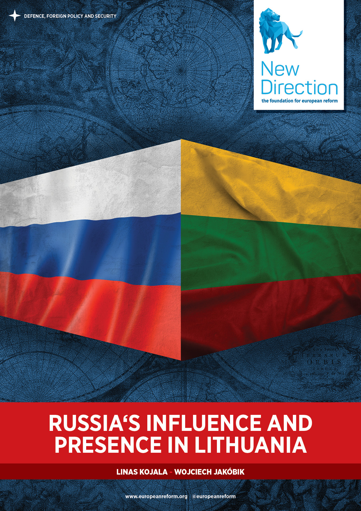 Russia's influence and presence in Lithuania