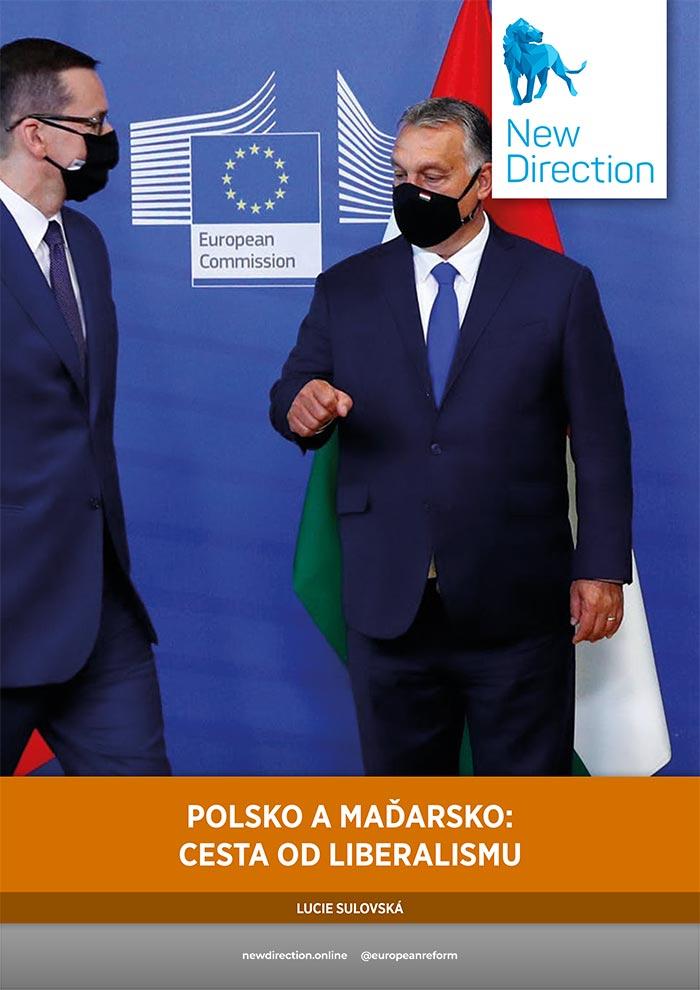 POLSKO A MAĎARSKO: CESTA OD LIBERALISMU
