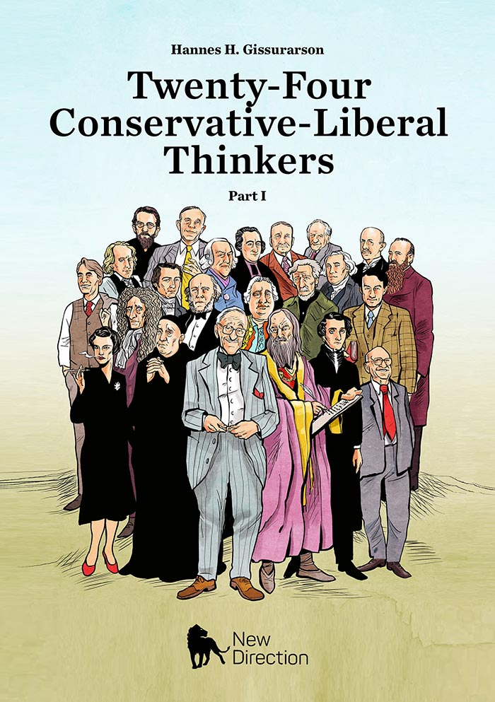 Twenty-Four Conservative-Liberal Thinkers - Part I