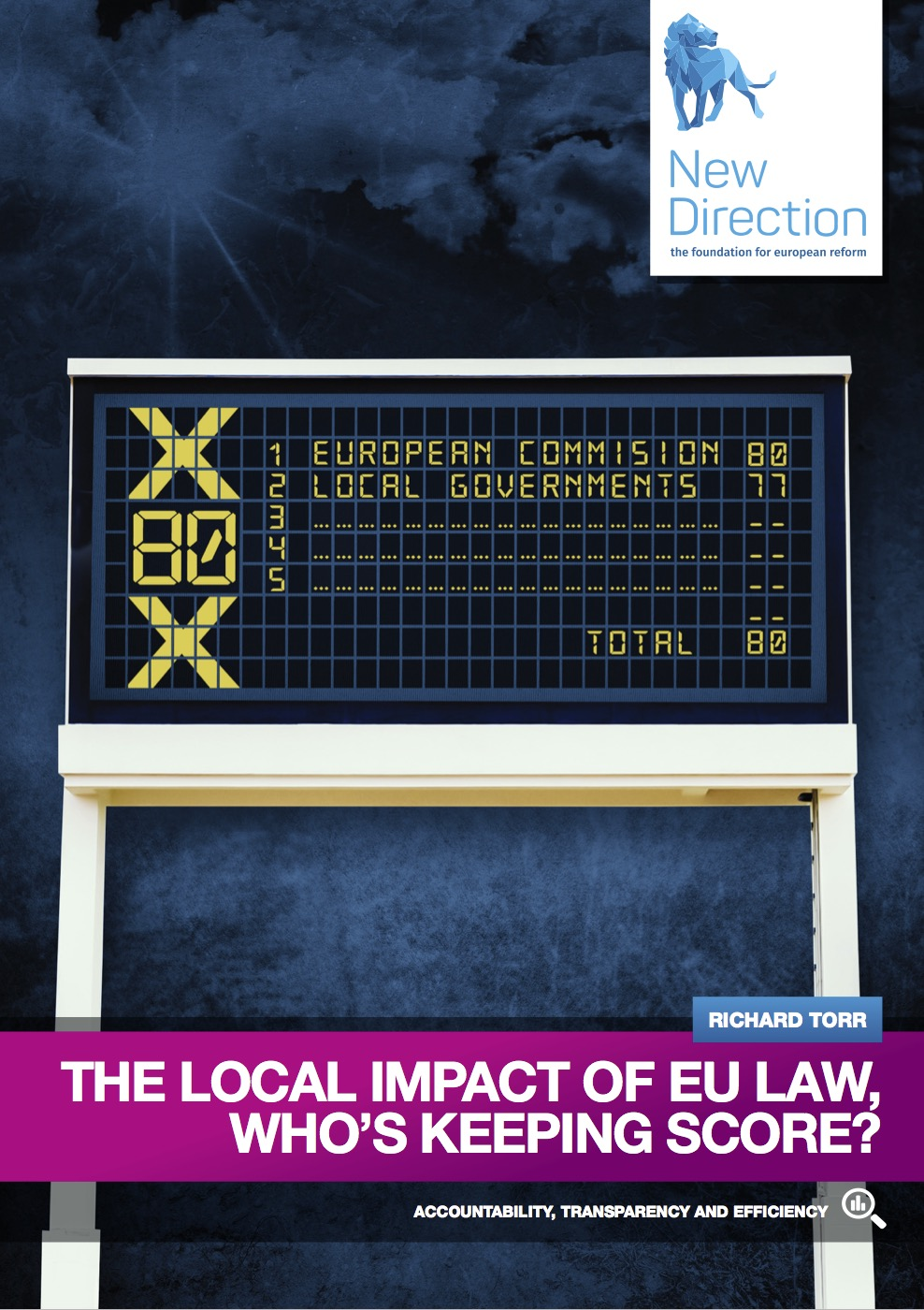 The Local Impact of EU Law, Who's Keeping Score?
