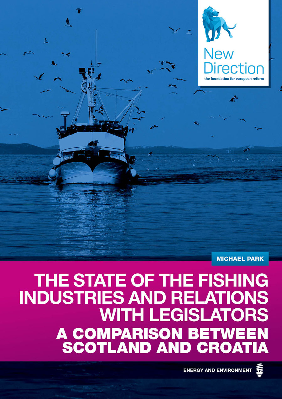 The State of the Fishing Industries and Relations with Legislators - Scotland and Croatia