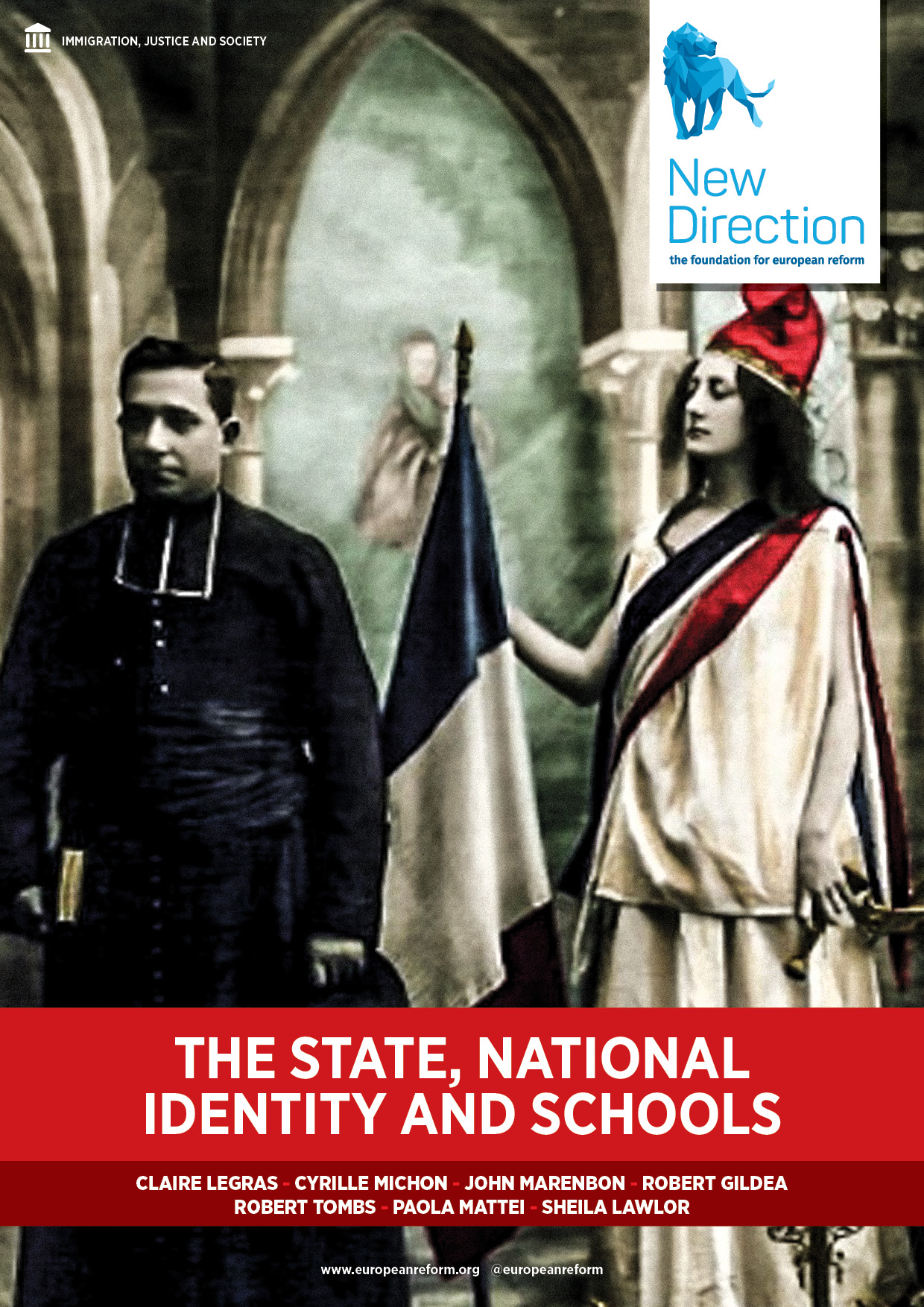 The State, National Identity and Schools
