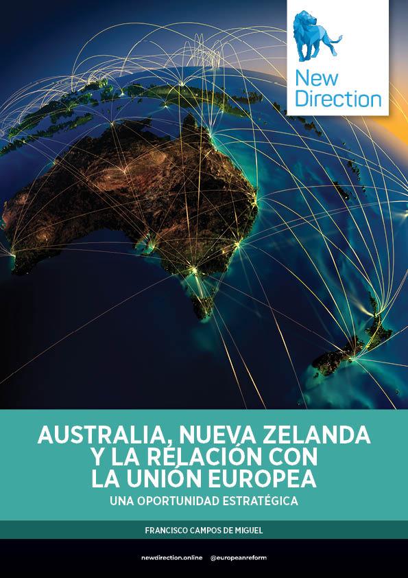 AUSTRALIA, NUEVA ZELANDA Y LA RELACIÓN CON LA UNIÓN EUROPEA