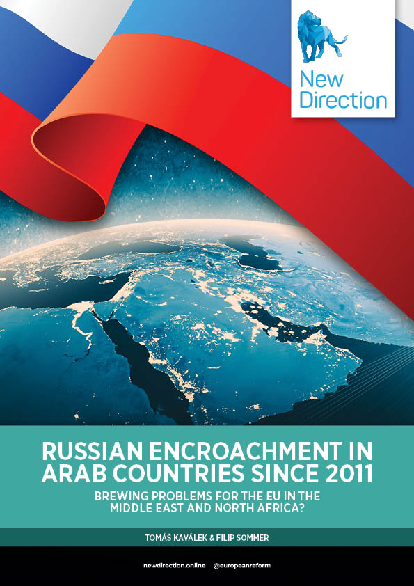 Russian Encroachment in Arab Countries since 2011