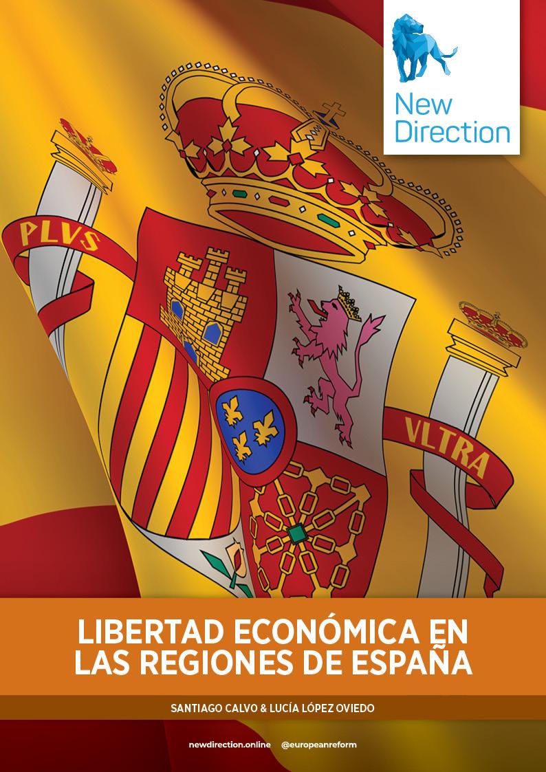 Libertad Económica en las Regiones de España