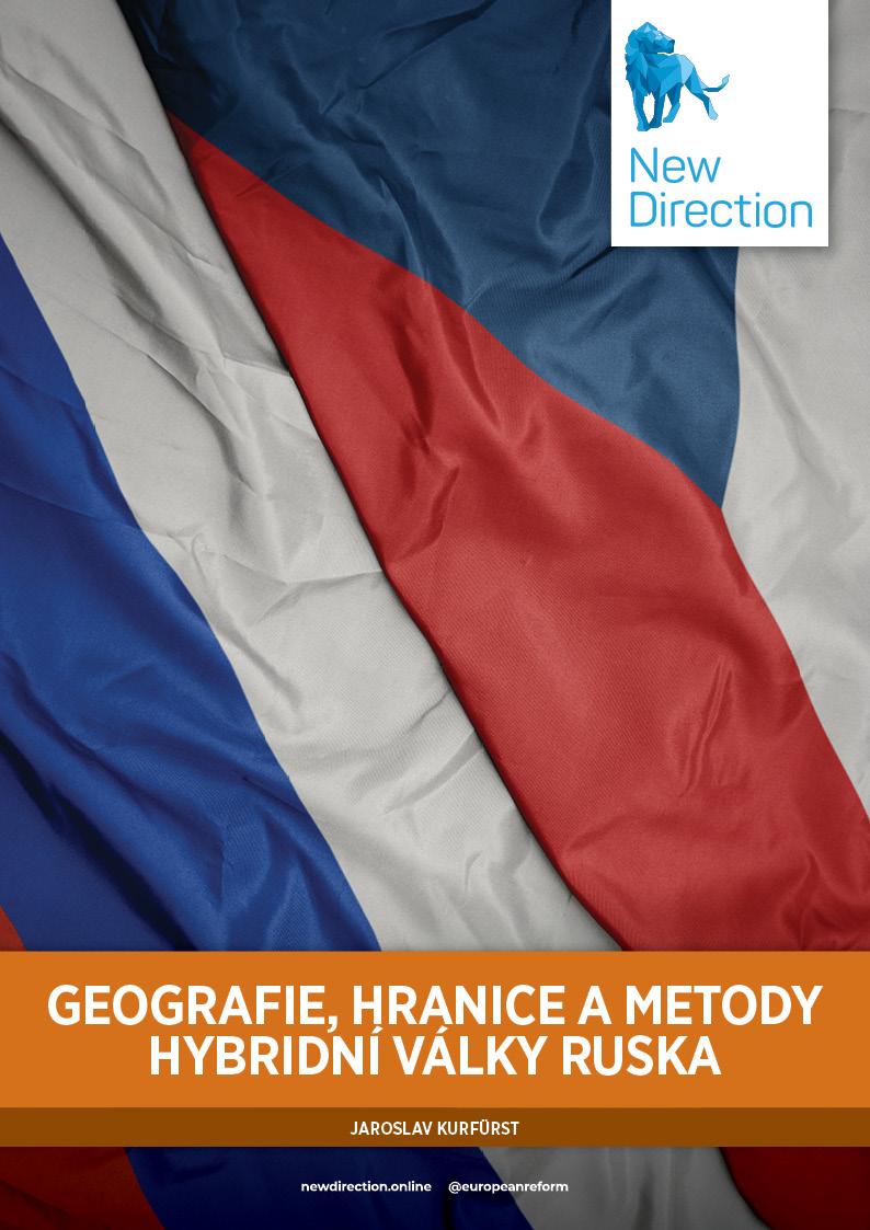 Geografie, hranice a metody hybridní války Ruska