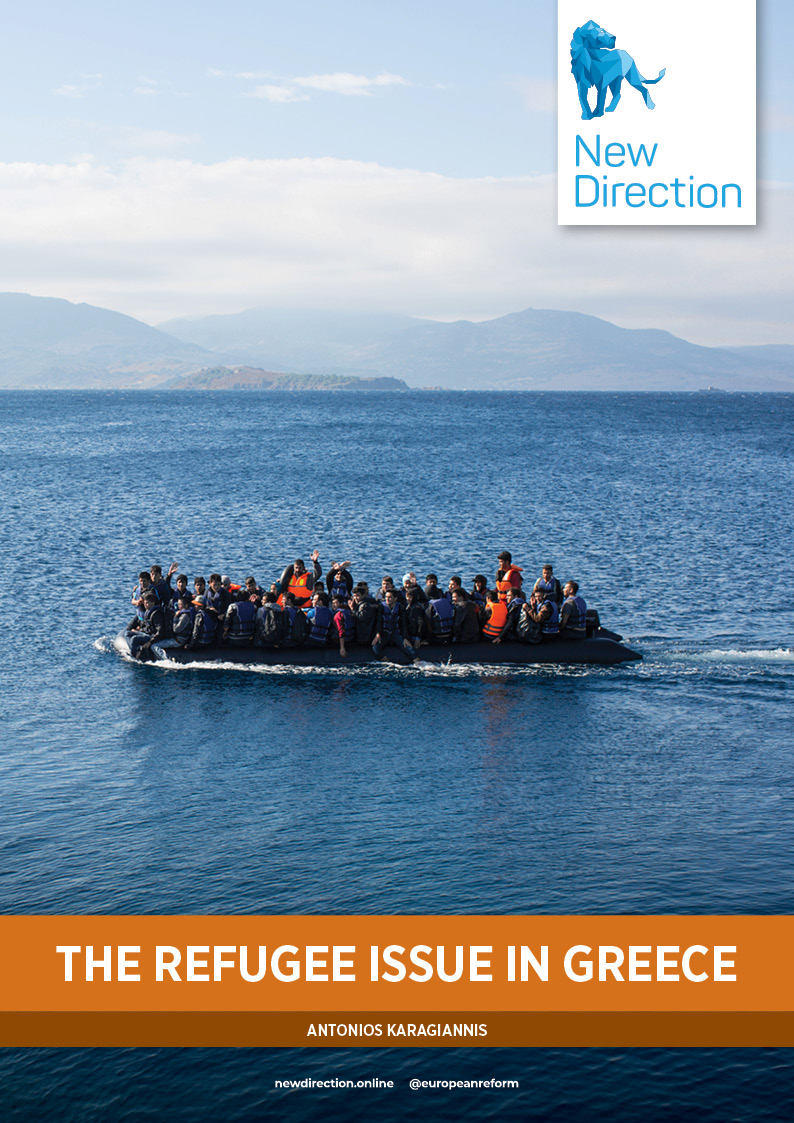 The Refugee Issue in Greece