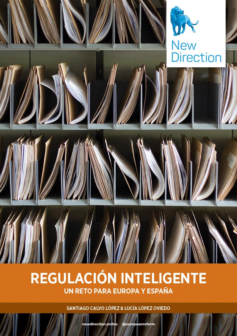 Regulación Inteligente - un reto para Europa y España