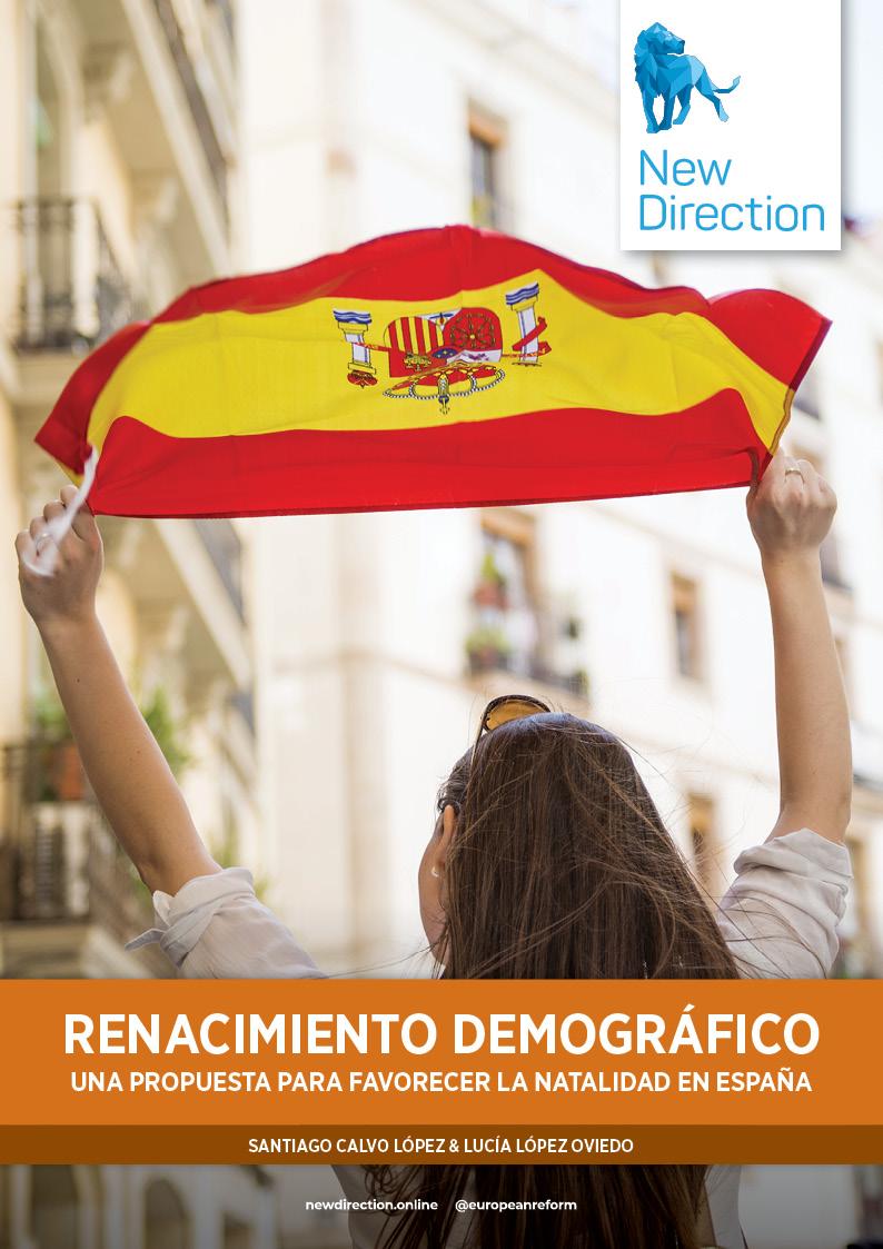 Renacimiento demográfico - Una propuesta para favorecer la natalidad en España