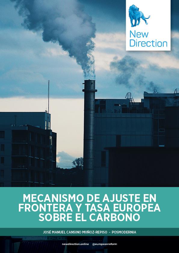 Mecanismo de ajuste en frontera y tasa europea sobre el carbono