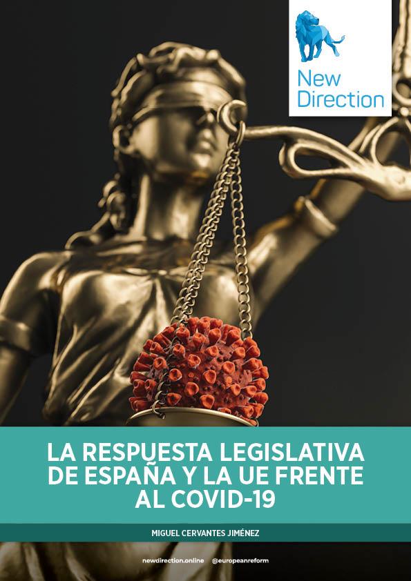 La respuesta legislativa de España y la UE frente al COVID-19