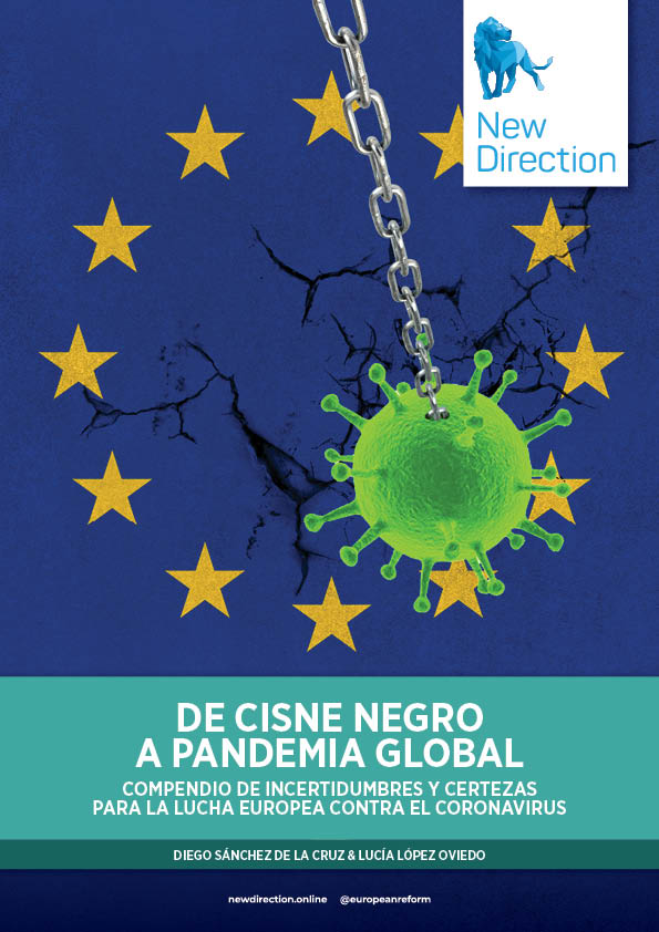 De cisne negro a pandemia global