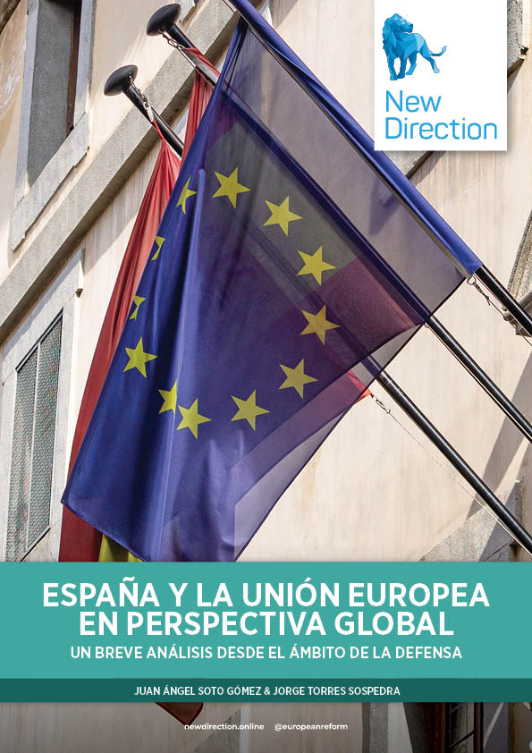 España y la Unión Europea en perspectiva global