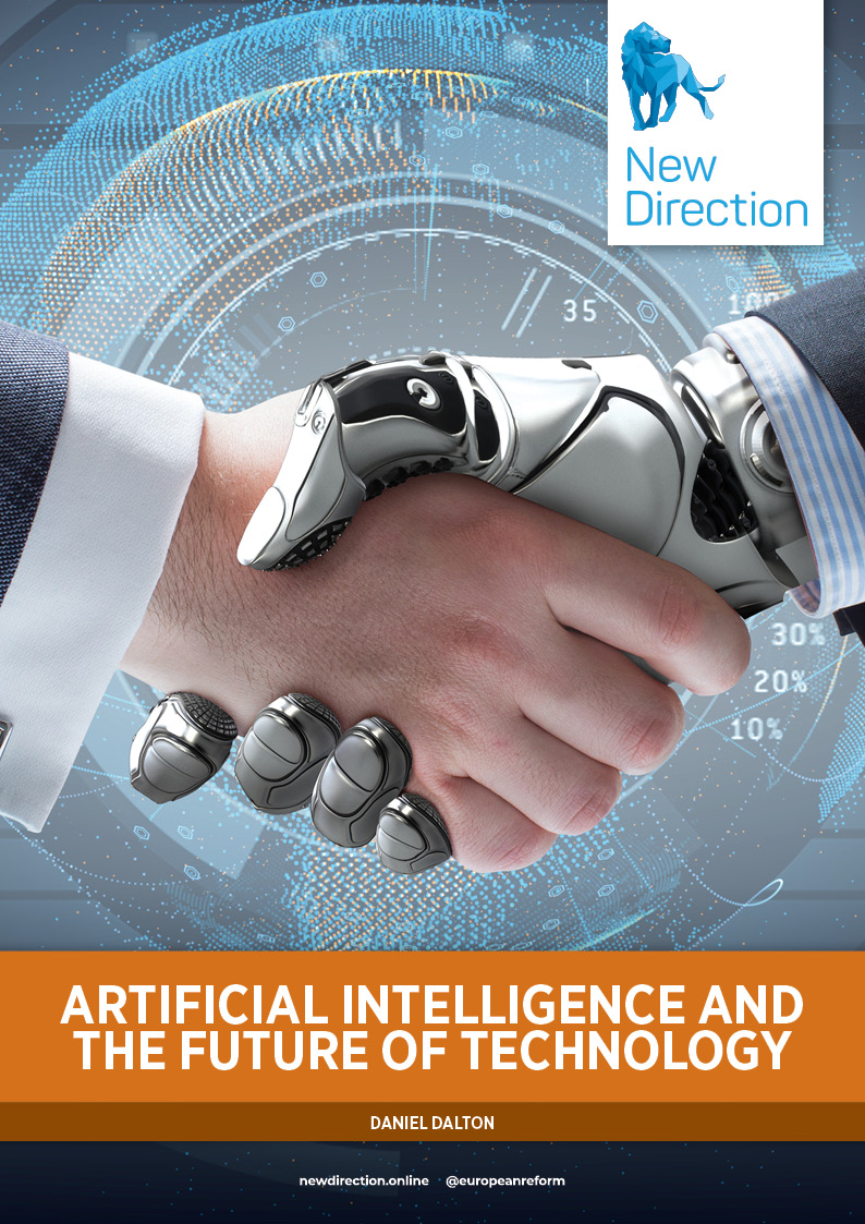 Artificial Intelligence and the Future of Technology
