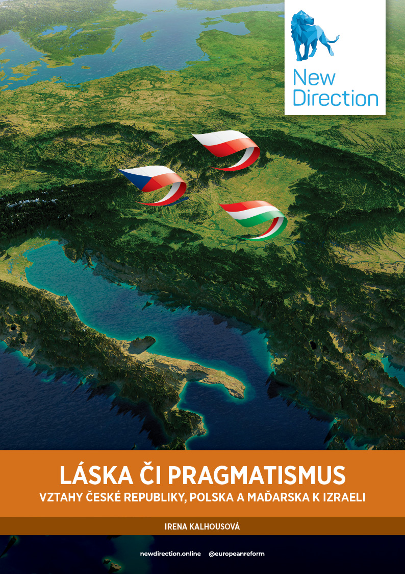 Láska či pragmatismus - Vztahy České republiky, Polska a Maďarska k Izraeli