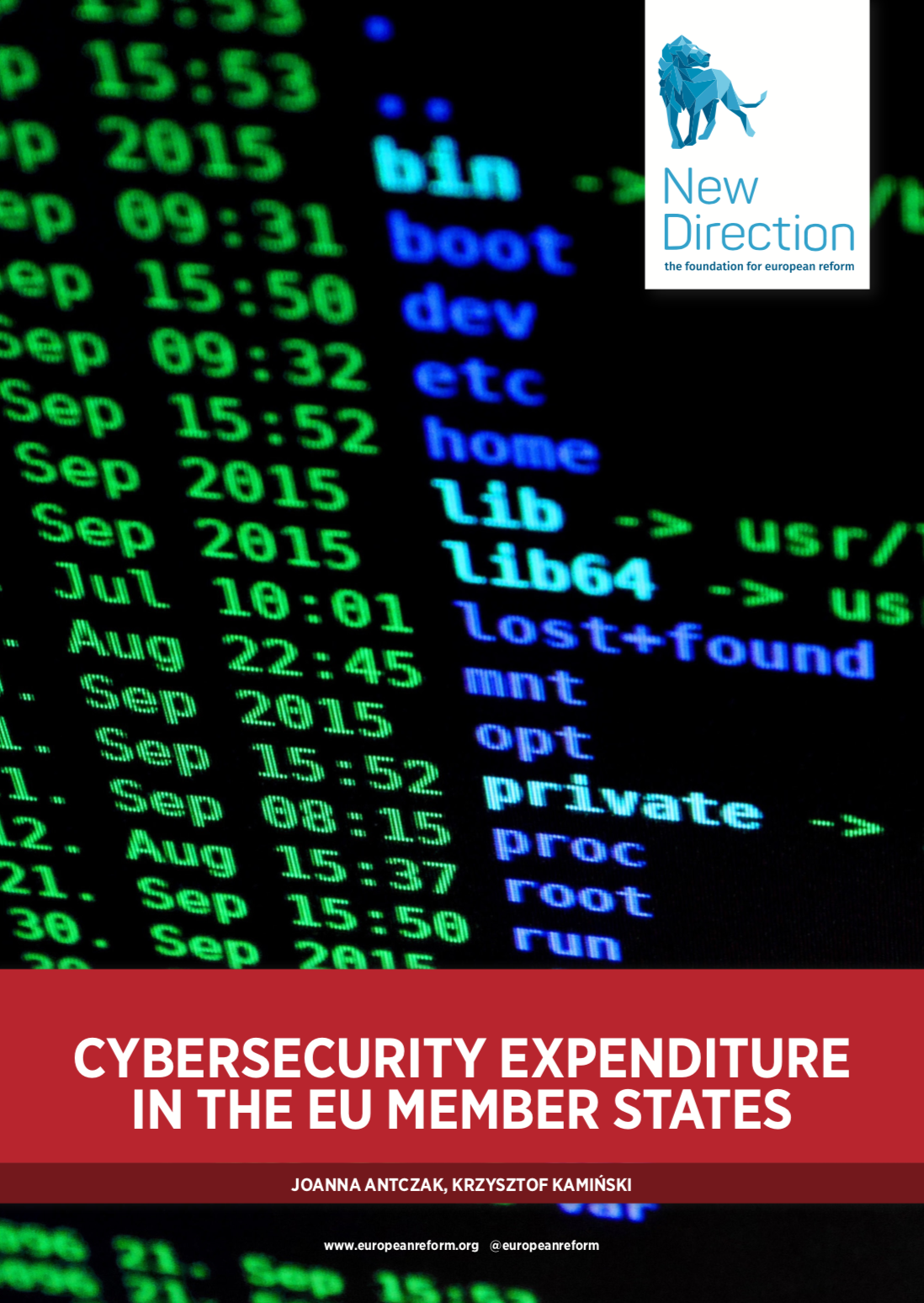 CYBERSECURITY EXPENDITURE IN THE EU MEMBER STATES