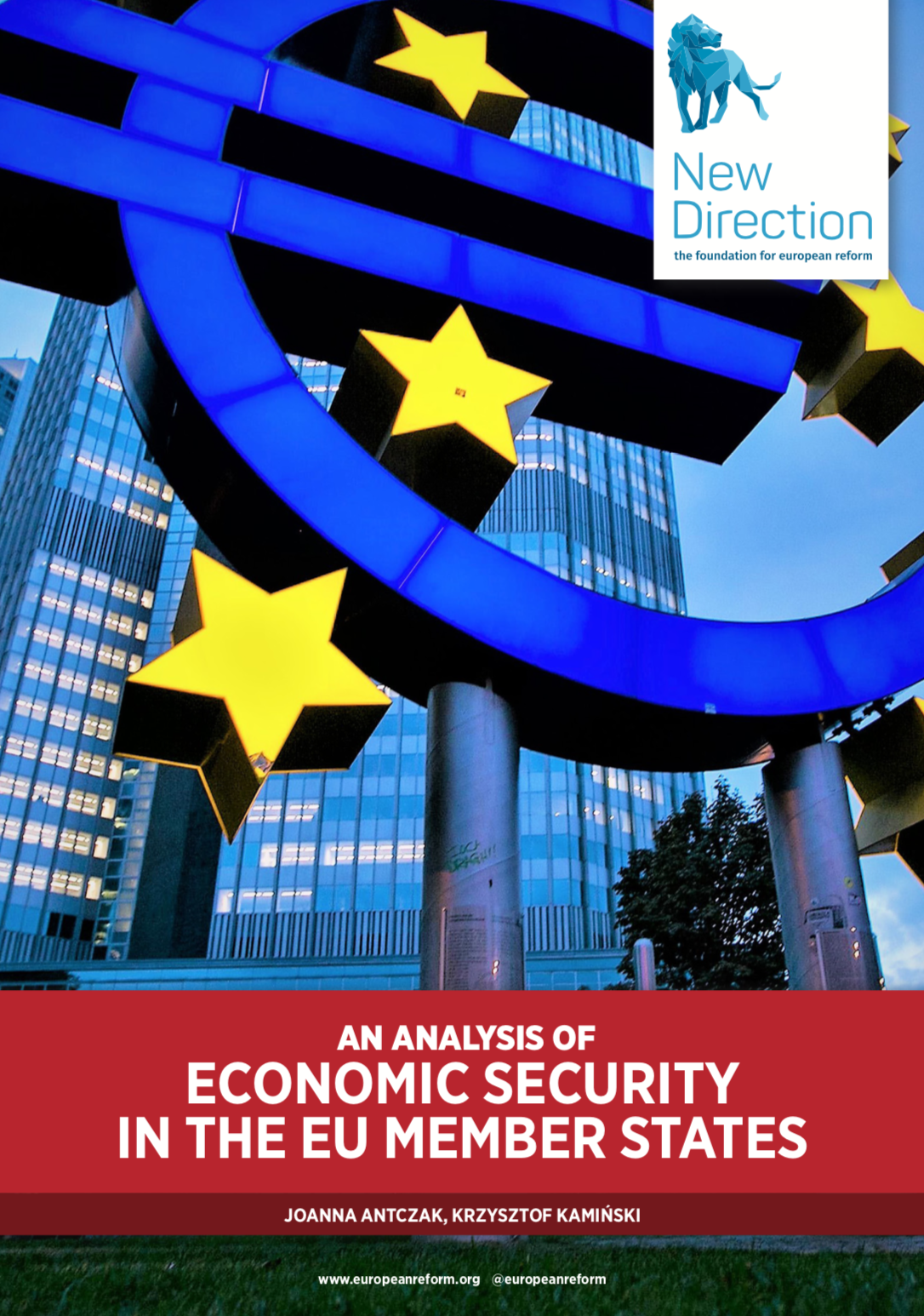 AN ANALYSIS OF ECONOMIC SECURITY IN THE EU MEMBER STATES