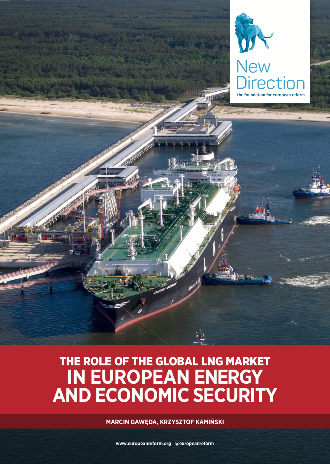 THE ROLE OF THE GLOBAL LNG MARKET IN EUROPEAN ENERGY AND ECONOMIC SECURITY