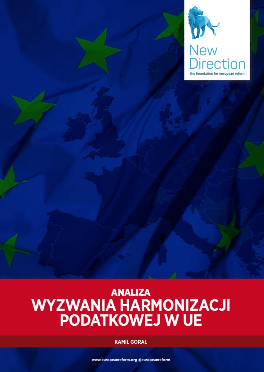 ANALIZA WYZWANIA HARMONIZACJI PODATKOWEJ W UE
