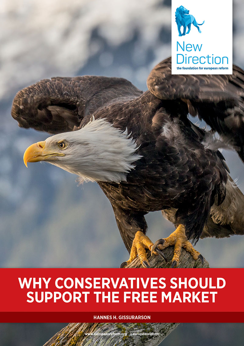 Why Conservatives Should Support the Free Market