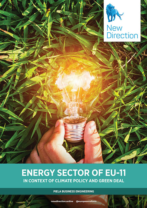ENERGY SECTOR OF EU-11