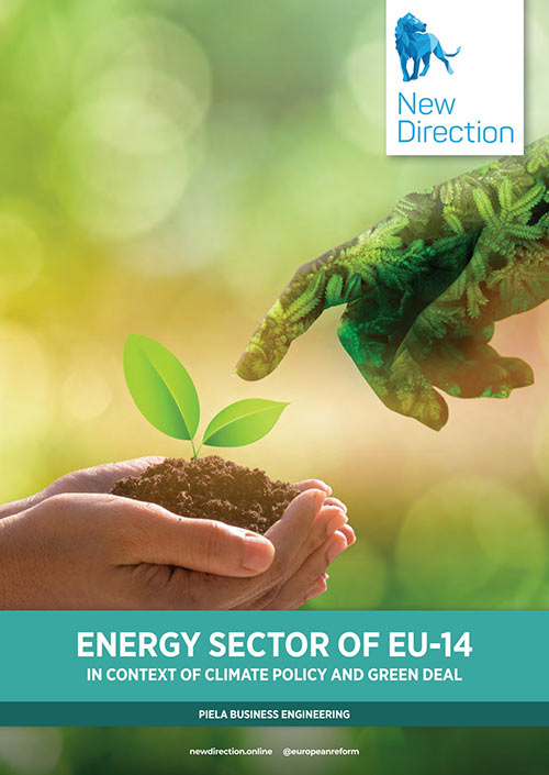 ENERGY SECTOR OF EU-14