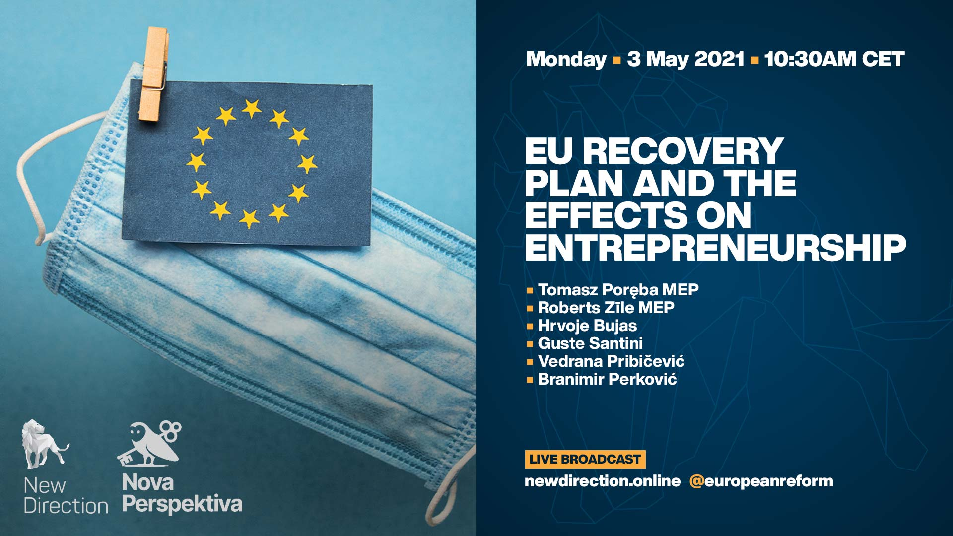 EU RECOVERY PLAN AND THE EFFECTS ON ENTREPRENEURSHIP